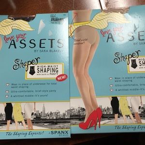 2 packages assets shapers
